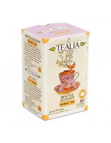 GENTLE&BLOSSOM CEAI 20DZ - Secom Ceai de tei, lavanda si musetel.