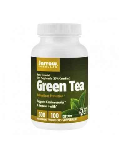 GREEN TEA 100CPS - Secom Antioxidant si protector cardiovascular.