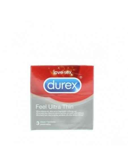 Prezervative Durex Feel Ultra Thin 3 buc