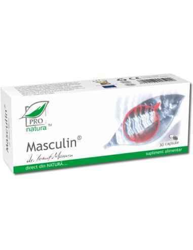 Masculin 30 cps ProNatura Medica