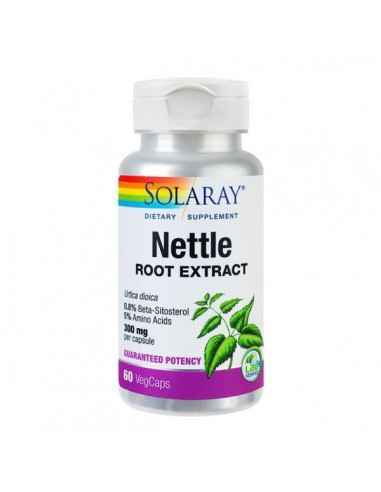 NETTLE ROOT 60CPS - Secom, NETTLE ROOT 60CPS - Secom Ajuta la reducerea tulburarilor prostatei.