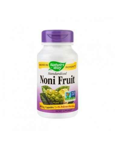 NONI FRUIT 60CPS - Secom Ajuta la mentinerea tonusului general al organismului la nivel optim.