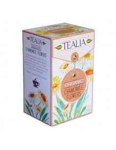 ORGANIC CHAMOMILE CEAI 20DZ - Secom, ORGANIC CHAMOMILE CEAI 20DZ - Secom Ceai organic din flori de musetel.