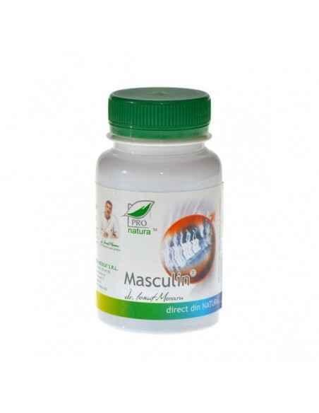 Masculin 60 cps ProNatura Medica
