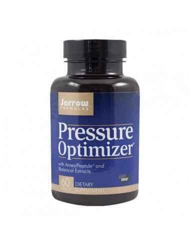 PRESSURE OPTIMIZER 60CPR - Secom Asociere de extracte patentate cu rol in mentinerea tensiunii arteriale normale.