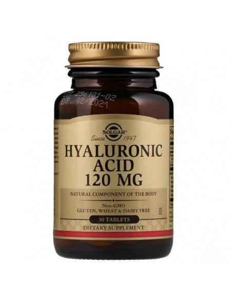 Hyaluronic Acid Complex 30 tablete Solgar