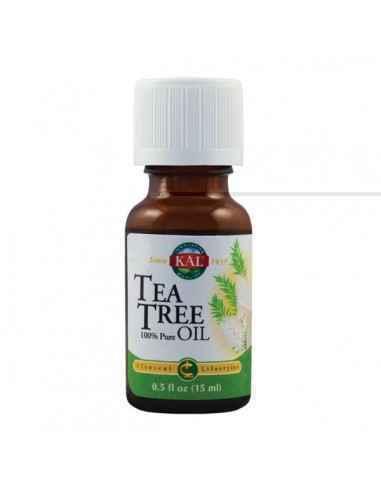 TEA TREE OIL 15ML - Secom Ulei din Arbore de ceai cu efecte antimicrobiene.