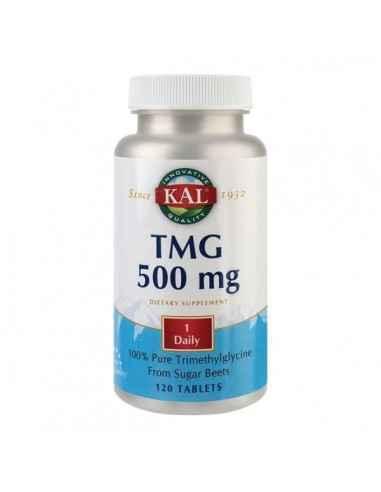 TMG 500MG 120CPS - Secom Mentine nivelul normal de homocisteina in organism.