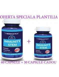 IMMUNITY STEM 60 +30 capsule CADOU Herbagetica