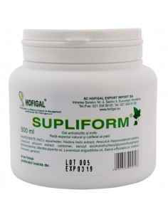 Supliform Gel anticelulitic Hofigal 500 ml
