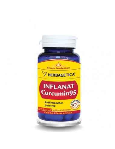 INFLANAT CURCUMIN95 120 capsule Herbagetica