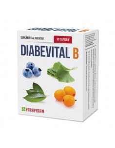 Diabevital-B, 30cps - Parapharm