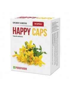 Happy Caps, 30cp - Parapharm
