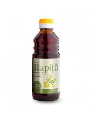Ulei de rapiţă, 250 ml - Parapharm Este un ulei obtinut din seminte de rapita (Brassica napus)prin presare la rece.Acest ulei es