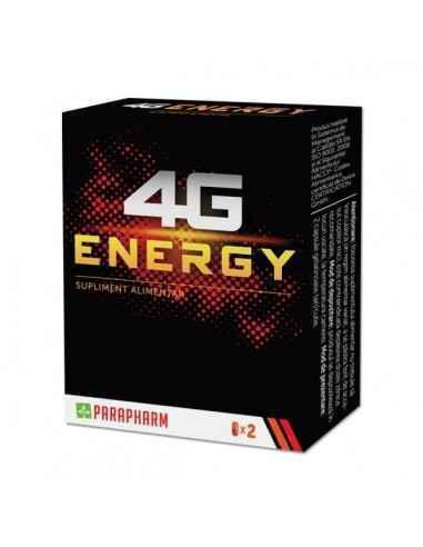 4G Energy, 2 cps - Parapharm, 4G Energy, 2 cp - Parapharm O compozitie speciala, experimentata in Laboratoarele Parapharm.