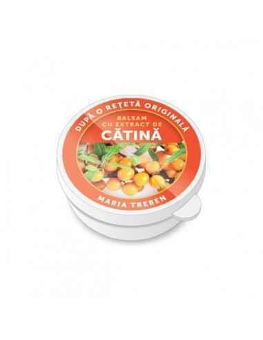 Balsam cu extract de cătină, 30ml - Transvital Quantum Este un extract uleios din pulbere de catina (Hippophae rhamnoides), ava