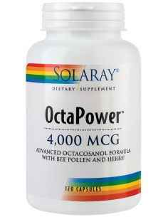 OctaPower 120 capsule Solaray
