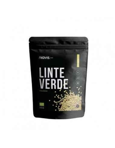 LINTE VERDE ECOLOGICA (BIO) 500GR - NiavisLintea face parte din familia leguminoaselor si este considerata una dintre cele mai b