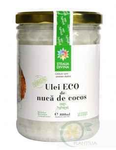 Ulei cocos 800 ml BIO Steaua Divina