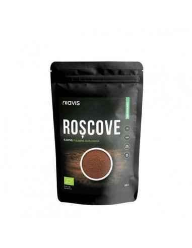 PUDRA ROSCOVE ECOLOGICA(BIO) 250GR - Niavis Pulberea de Roscove (sau de Carob) este cunoscuta ca fiind înlocuitorul perfect al p