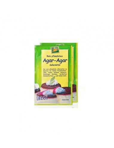 Agar Agar Bio 20g Bio Vita Agar-Agar este alternativa vegetală, naturală a gelatinei.