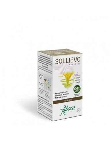 Sollievo Advanced 45cpr Aboca Sollievo Advanced tablete este un produs 100% natural obținut din platformele științifice avansate