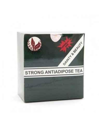 Ceai Antiadipos Strong 30 plicuri,   Ceai Antiadipos 30 plicuri  Supliment alimentar pentru reglarea tranzitului intestinal, re