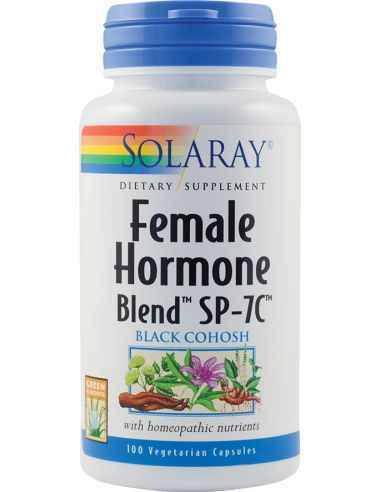 Female Hormone Blend 100 capsule Solaray