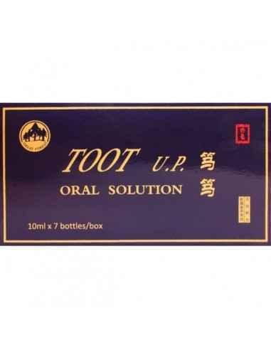 Toot U.P Oral Solution 7 fiole *10 ml L&L AdvancemedToot UP L&L Plant, 7 fiole x 10ml este un supliment alimentar ce aju