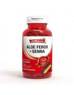 Aloe Ferox + Senna 30cps AdNatura