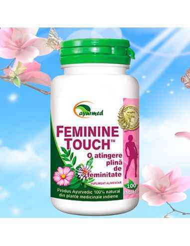 Feminine Touch 100 tablete Ayurmed