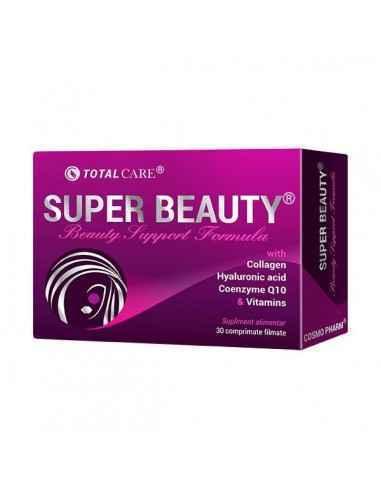 Super Beauty 30 cpr Cosmo Pharm, Super Beauty – Beauty Support Formula 30cpr Cosmo Pharm Super Beauty este o formula revolutiona