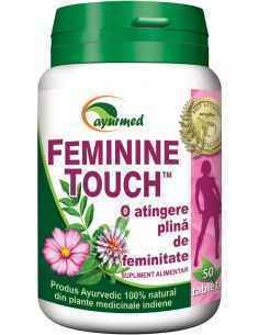 Feminine Touch 50 tablete Ayurmed