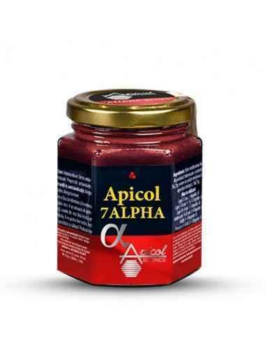 Miere roșie - Apicol7ALPHA 230g ApicolScience Îmbunătățirea imunității organismului este un proces complex, care presupune mărir