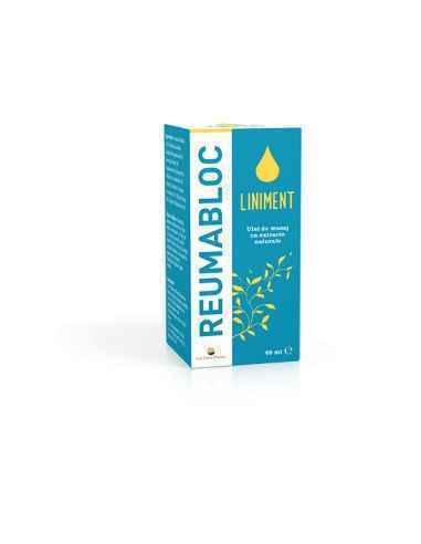 REUMABLOC LINIMENT 60 ml Sun Wave Pharma, REUMABLOC LINIMENT 60 ml Sun Wave Pharma Boli reumatismale Reumabloc liniment este un