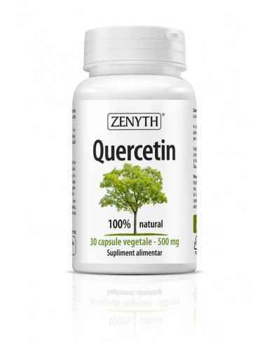Quercetin 500mg 30cps Zenyth
