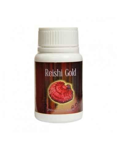 Reishi Gold 100cps Gano Excel, Reishi Gold 100cps Gano Excel Reishi Gold contine 100% extract din cele mai eficiente sase tipuri