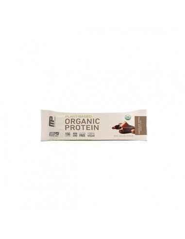 MusclePharm® Baton Proteic Vegetal Organic cu Aroma de Ciocolata si Caramel Batoanele proteice organice MusclePharm® au ca sursa