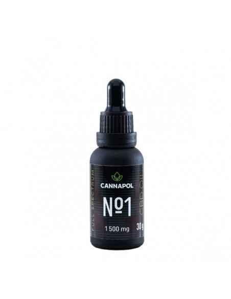 Ulei Canabis CBD 5% 30 g Cannapol