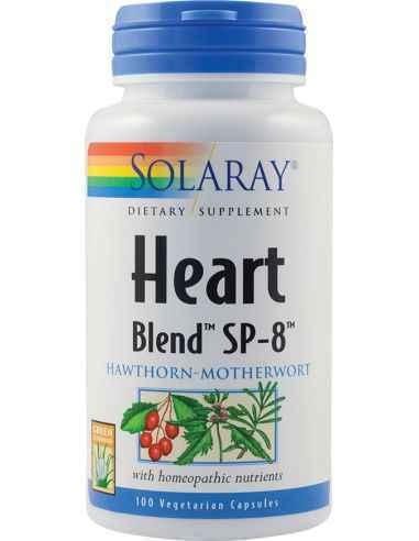 Heart Blend 100 capsule vegetale Solaray