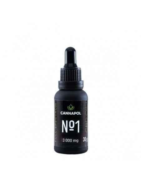 Ulei Canabis CBD 10% 30 g Cannapol