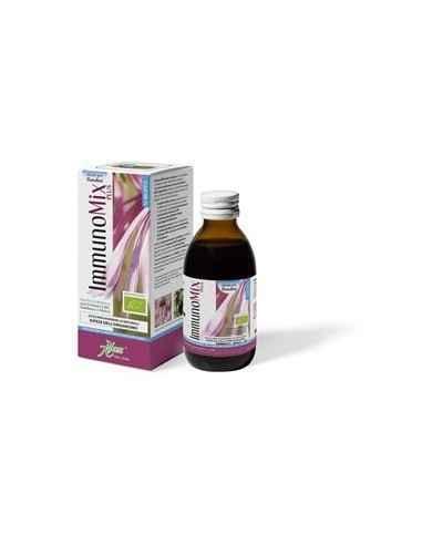 ImmunoMix Plus Sirop Bio pentru copii 210 grame, ImmunoMix Plus Sirop Bio pentru copii 210 grame Supliment nutritiv pentru intar