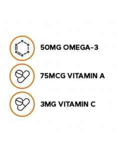 Omega 3 Extra 1000mg 120cps Doppel Herz,