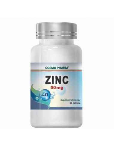 Zinc Complex 120 capsule Herbagetica,