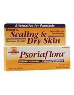Psoriaflora® Psoriasis Cream 28.35gr Boericke & Tafel