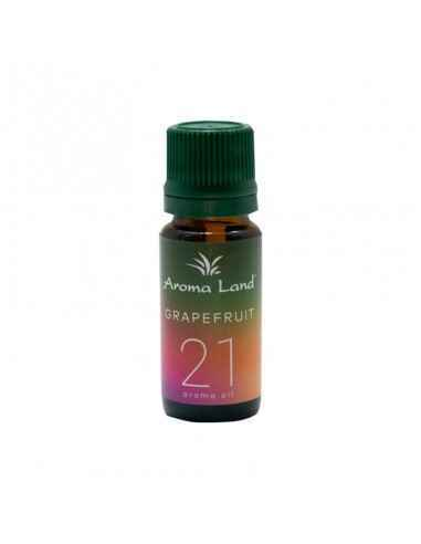 Ulei Aromaterapie Grapefruit 10 ml Aroma Land, Ulei Aroma Oil Grapefruit 10 ml Aroma Land Ulei aromaterapie cu parfum de grapefr