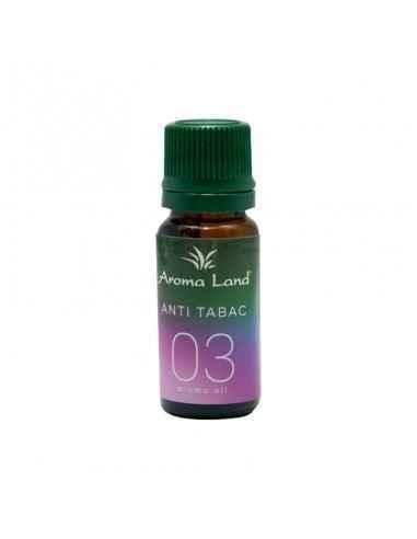Ulei Aromaterapie Anti Tabac 10ml Aroma Land,       Ulei ParfumatAnti Tabac 10ml Aroma Land Folosirea uleiului parfumatAnti Ta