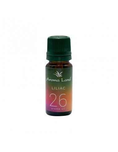 Ulei Parfumat Liliac 10ml Aroma Land Folosirea uleiului parfumat Liliac creează în căminul dumneavoastră o ambianță deosebit