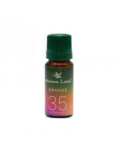 Ulei Parfumat Orange 10ml Aroma Land Folosirea uleiului parfumat Orange creează în căminul dumneavoastră o ambianță deosebi