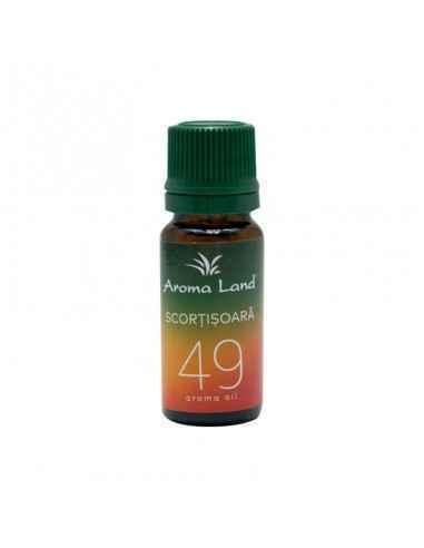 Ulei ParfumatScortisoara 10ml Aroma Land Folosirea uleiului parfumat Scortisoara creează în căminul dumneavoastră o ambi
